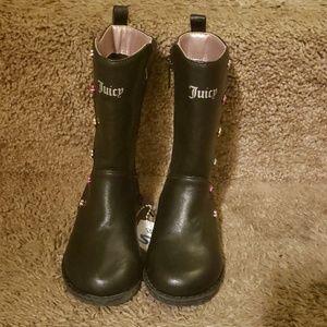Juicy boots